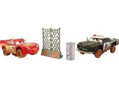 Mattel Cars 3 Bláznivá auta 2 ks Lightning McQeen