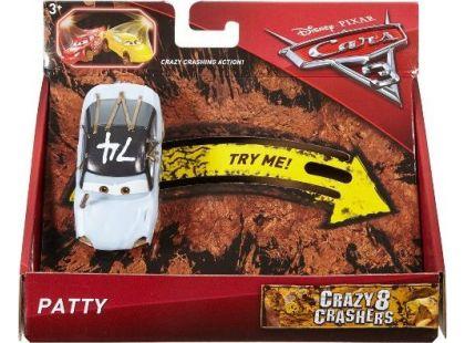 Mattel Cars 3 Bláznivé auto Patty