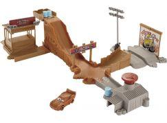 Mattel Cars 3 filmový herní set Thunder Hollow