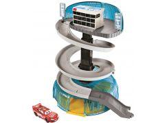 Mattel Cars 3 Florida speedway garáž