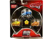 Mattel Cars 3 Mini auta 3ks Derby racers series