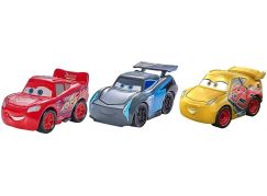 Mattel Cars 3 Mini auta 3ks matné