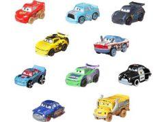 Mattel Cars 3 mini auta kov 10ks sada 10