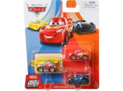 Mattel Cars 3 mini auta metal 3ks Florida 500 Rivalry Series