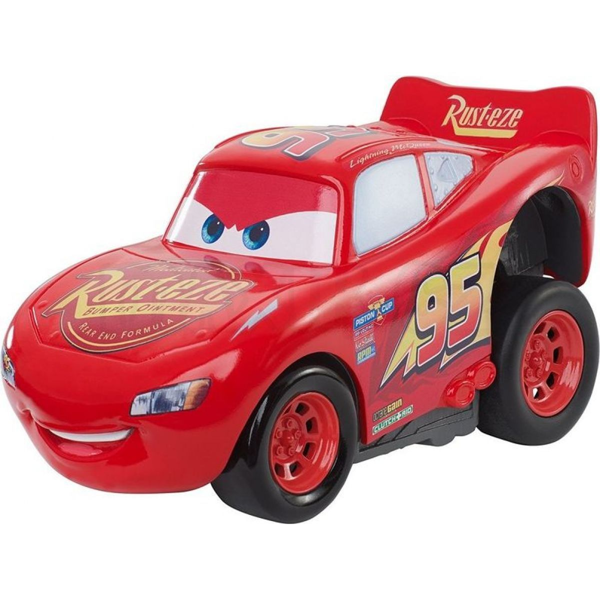 mattel cars 3 natahovac auta flash mcqueen max kovy hra ky. Black Bedroom Furniture Sets. Home Design Ideas