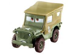 Mattel Cars 3 Velké auto Sarge with Cannon
