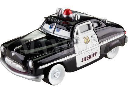 Mattel Cars Akční auta - DKV41 Šerif