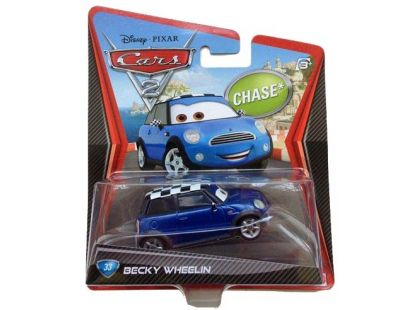 Mattel Cars Auta - Becky Wheelin