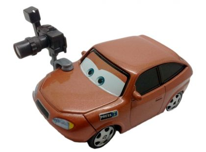 Mattel Cars Auta - Cora Copper