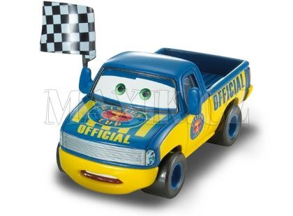 Mattel Cars Auta - Dexter Hoover