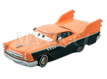 Mattel Cars Auta - Hank Murphy