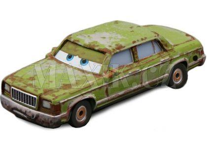 Mattel Cars Auta - Jonatan Wrenchworths
