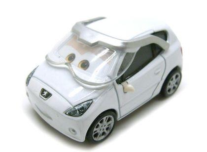 Mattel Cars Auta - Lee Racé
