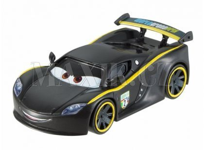 Mattel Cars Auta - Lewis Hamilton