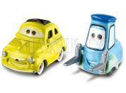 Mattel Cars Auta - Luigi a Quido