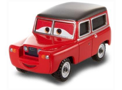 Mattel Cars Auta - Maurice Wheelks