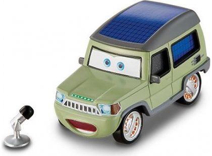 Mattel Cars Auta - Miles Axlerod