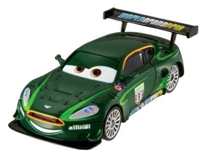 Mattel Cars Auta - Nigel Gearsley