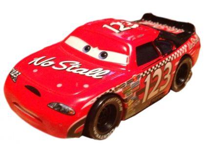 Mattel Cars Auta - No Stall No.123