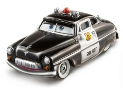 Mattel Cars Auta - Sheriff