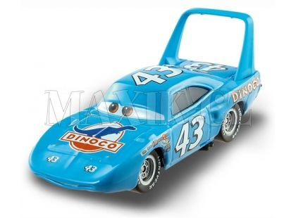 Mattel Cars Auta - The King