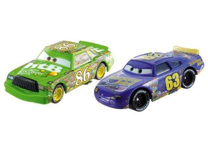 Mattel Cars Autíčka 2ks - Chick Hicks a Transberry