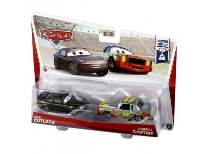 Mattel Cars Autíčka 2ks - Cutlass a Cartrip