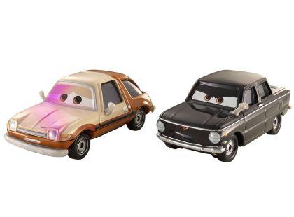 Mattel Cars Autíčka 2ks - Tubbs Pacer a Tolga Trunkov