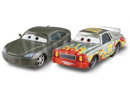 Mattel Cars Autíčka 2ks - Cutlass a Cartrip