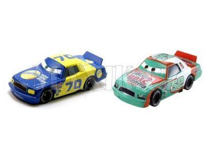 Mattel Cars Autíčka 2ks - Sputter Stop a Gasprin