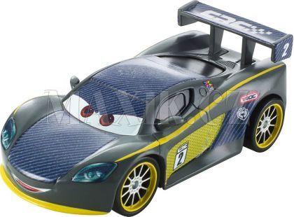 Mattel Cars Carbon racers auto - Lewis Hamiltom
