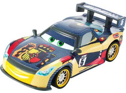 Mattel Cars Carbon racers auto - Miguel Camino