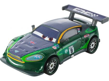 Mattel Cars Carbon racers auto - Nigel Gearsley