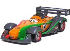 Mattel Cars Carbon racers auto - Rip Clutchgoneski