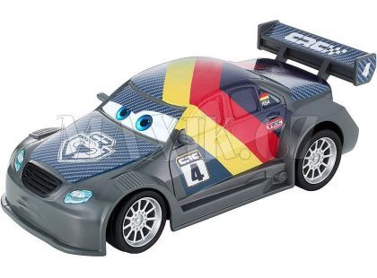 Mattel Cars Carbon racers velké auto - Max Schnell