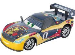 Mattel Cars Carbon racers velké auto - Miguel Alcantara