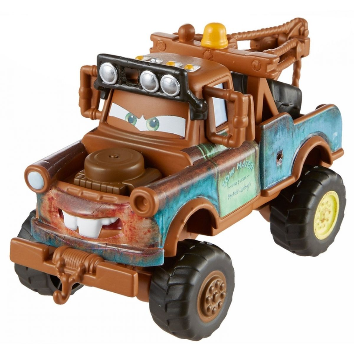Mattel Cars RS 5 auto - Off-Road Mater