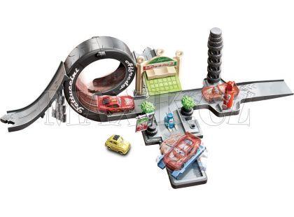 Mattel Cars Set Kardanová Lhota - Luigi's Loop