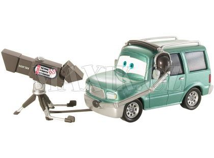 Mattel Cars Velká auta - Nelson Blindspot