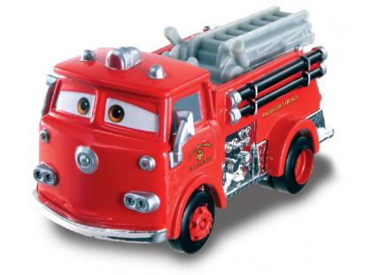 Mattel Cars Velká auta - Red