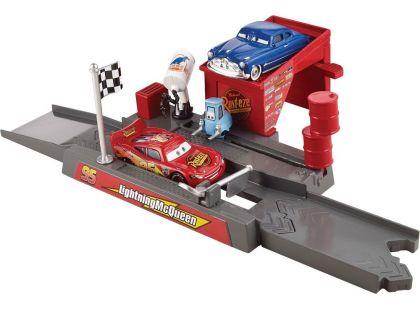 Mattel Cars Vystřelovač - Piston Cup