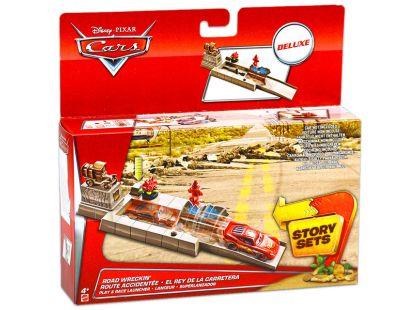 Mattel Cars Vystřelovač - Road Wreckin