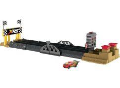 Mattel Cars XRS závod dragsterů herní set