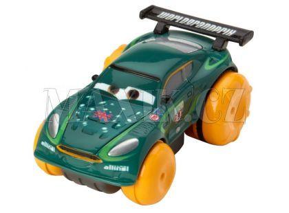 Mattel Cars Závodní auto do koupele - Nigel Gearsley