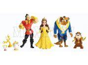 Mattel Disney Kolekce pohádkových postav - Kráska a zvíře