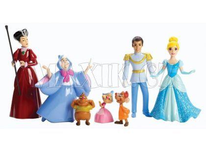Mattel Disney Kolekce pohádkových postav - Popelka