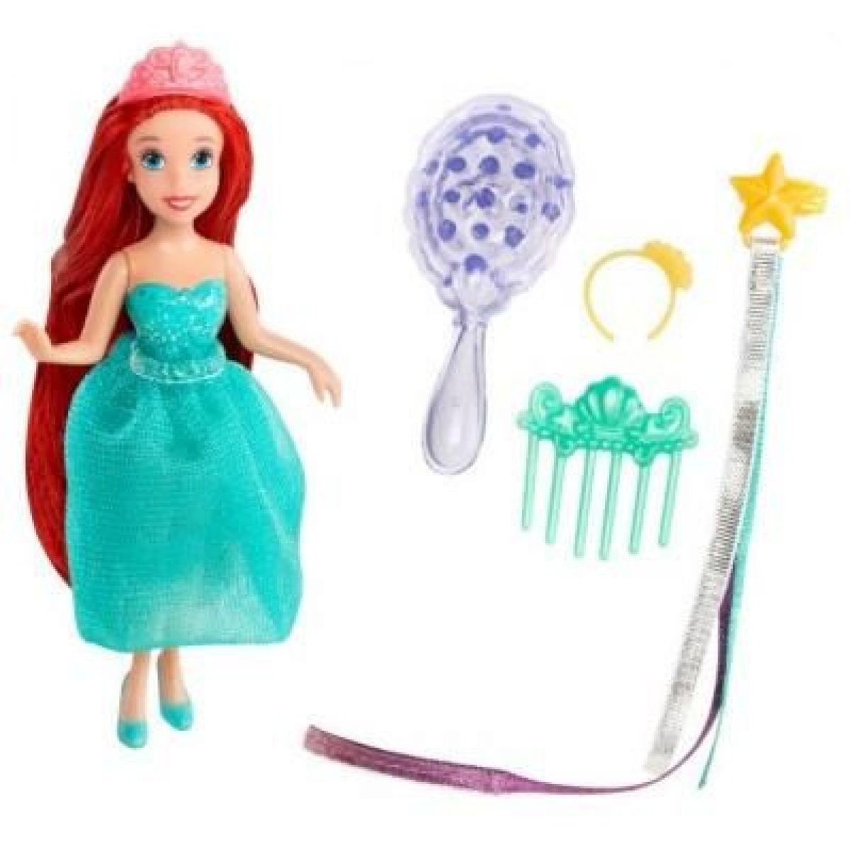 Mattel Disney Malá dlouhovláska - Ariel