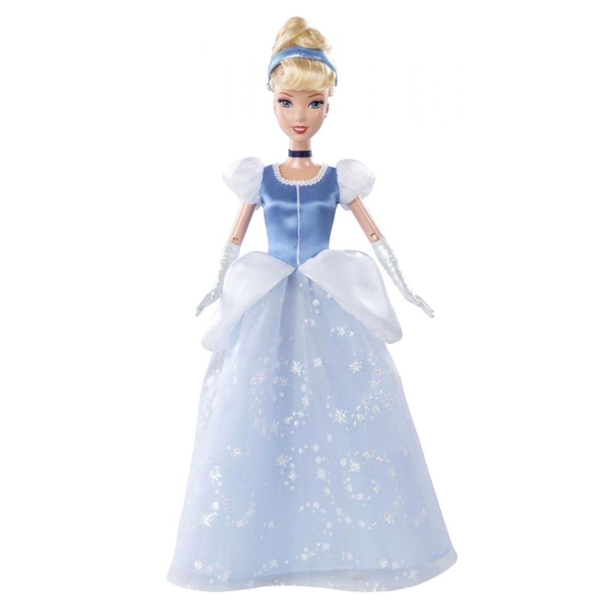 Mattel Disney Princezny Filmová kolekce princezen - Popelka
