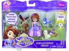 Mattel Disney Sofie a zvířátka