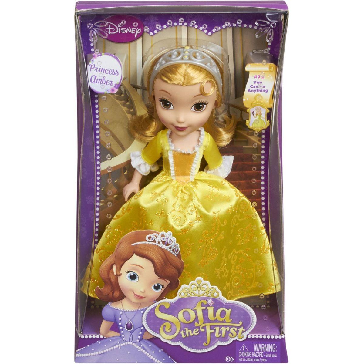 Mattel Disney Sofie Amber 25 cm